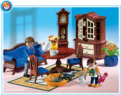 PLAYMOBIL 5327 Living Room